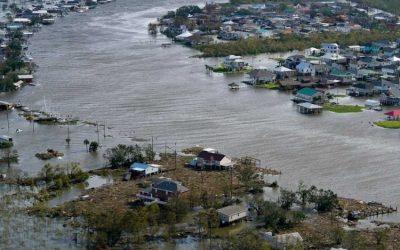 Entender lo que sucede después de un desastre que resulta en alivio para contribuyentes